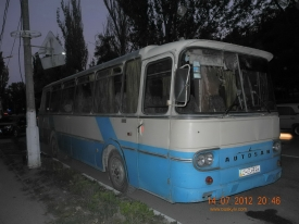 Autosan bus