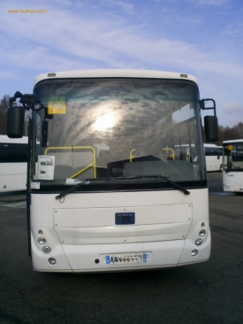 BMC Bus Turkay