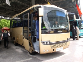 Otokar Bus Turkey
