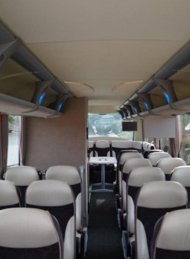VIP and Club bus